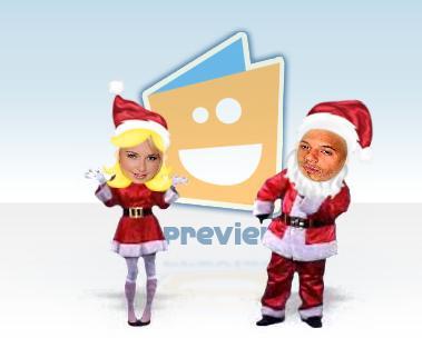 Postales De Navidad Animadas Y Videos Animados Gratis Manaidas Blog - Postales-para-navidad-personalizadas